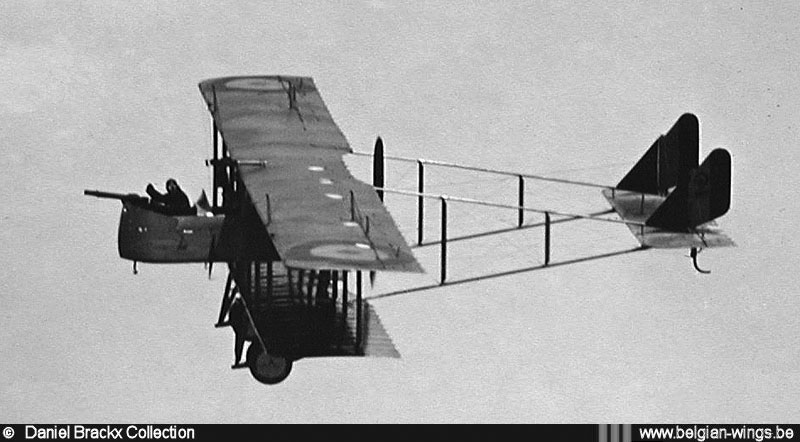Farman Renault MF7 (Coll. Daniel Brackx, site Belgian-wings.be)
