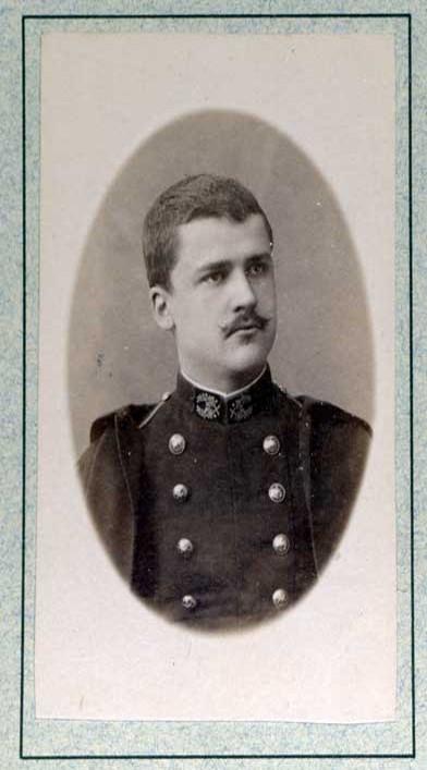 Gustave Ferrié, doc. école Polytechnique (site sabix.org)