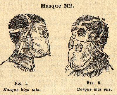 Masque M2 bien mis et masque mal mis (Site rosalielebel75)