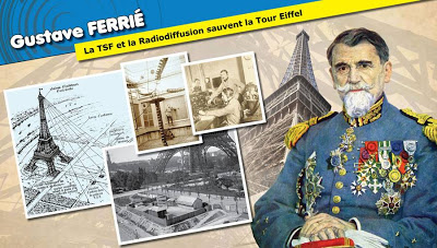 Exposition Gustave Ferrié (site radioamateurs.news)