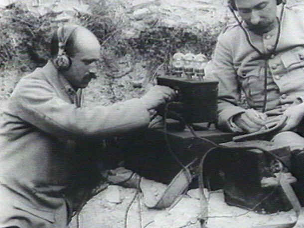 Réception Radio avec un Poste à galène (site voyageurs-du-temps.fr, page 1128)