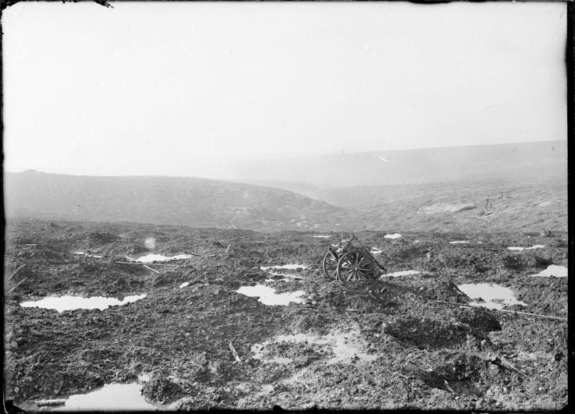 Trous d'obus à Verdun (site lezigne1418)