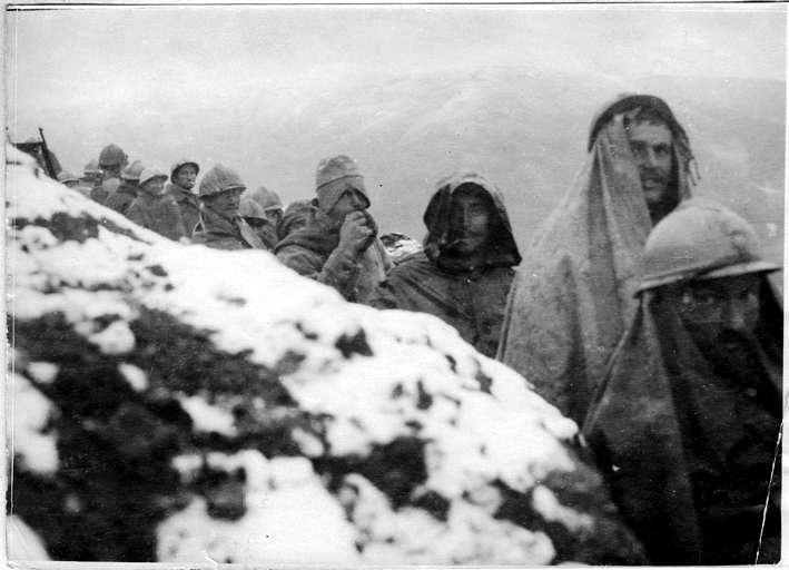 Attaque au nord de Monastir le 19 mars 1917 (site cheminots.net)