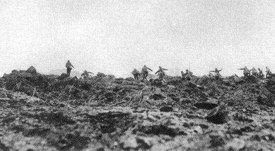 Assaut (Site lesfrancaiaverdun-1916.fr)