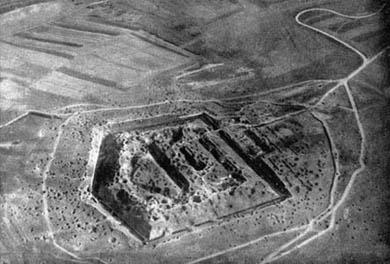 Fort de Douaumont (site lesfrancaisaverdun-1916.fr)