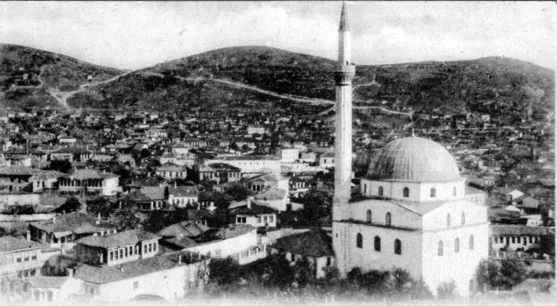 Monastir, aujourd'hui Bitola, au sud de la Macédoine (site vincent.danet)