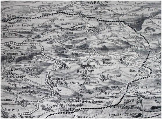 Wikipedia, art. bataille de la Somme