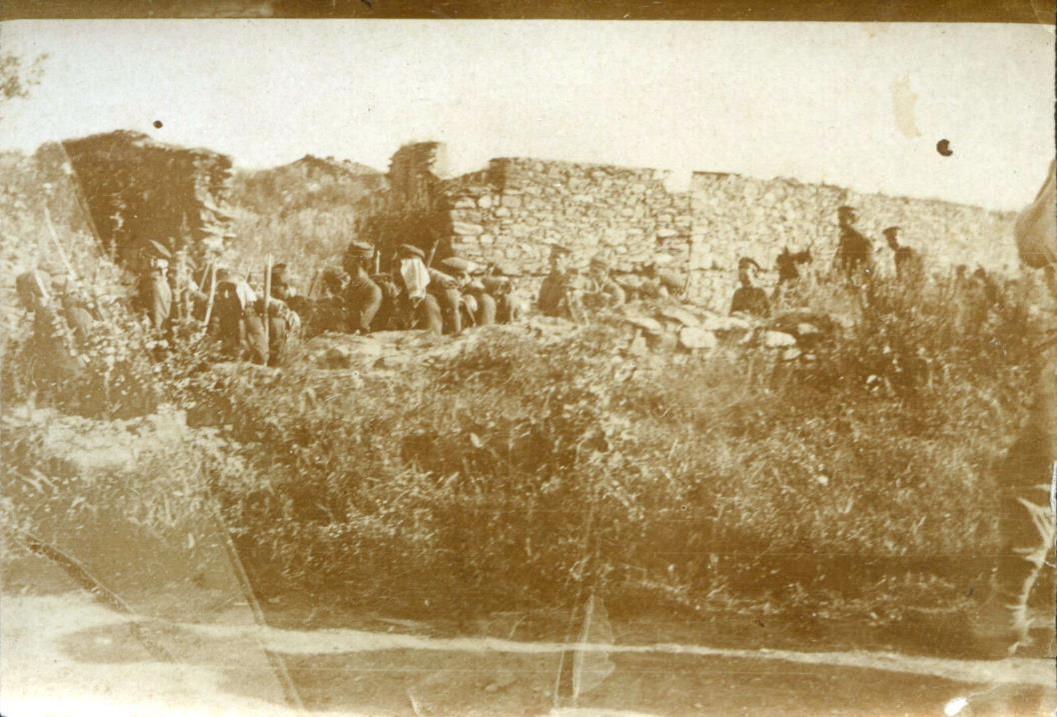 Fort grec de Dova-Tépé (site picclick.fr)