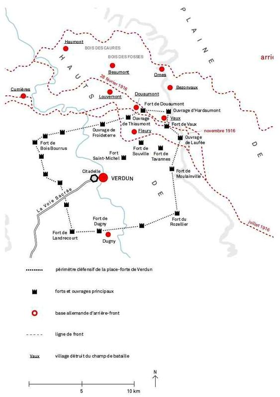 Verdun et ses forts (site 87dit.canalblog.com)