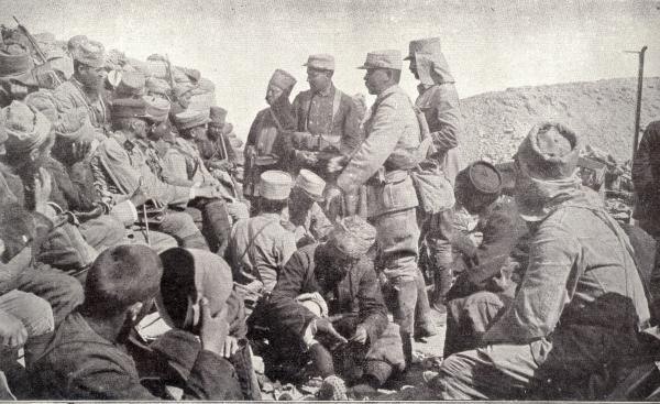 Troupes françaises en Orient (site pages14-18.mesdiscussions.net)