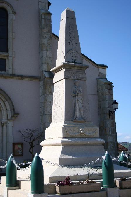 Monument aux morts de Cusy (site mapio.net)