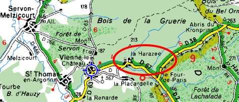 La Harazée (site forum.ancestrologie.org)